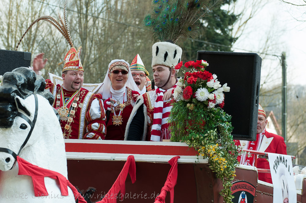 Karneval 2014 in Herchen