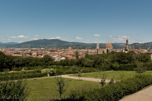 Panorama Florenz