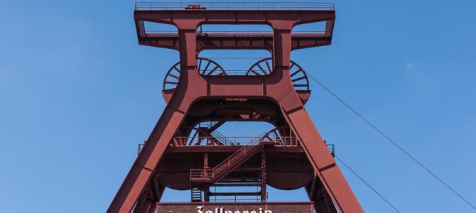 Ruhrgebiet – Zeche Zollverein