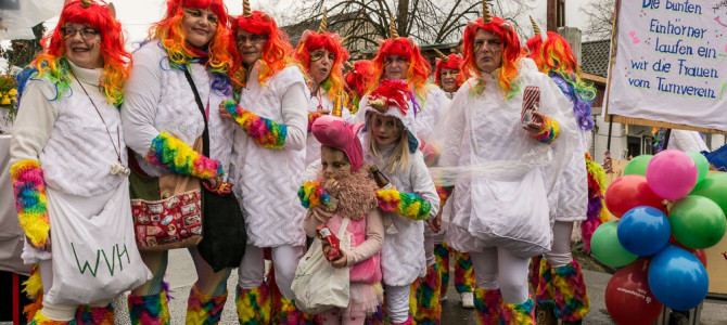 Karnevalszug 2016 Herchen