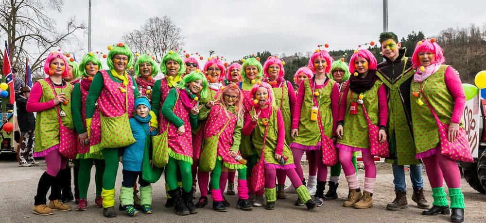 Karnevalszug Herchen 2017 – Fotos