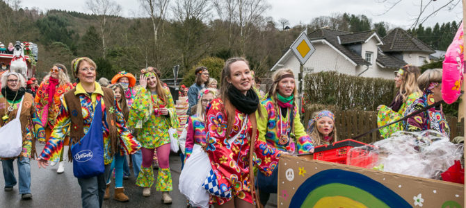 Karnevalszug Herchen 2018
